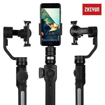 ZHIYUN Smooth 4   3 Achsen Smartphone Gimbal für 79,99€ (statt 90€)